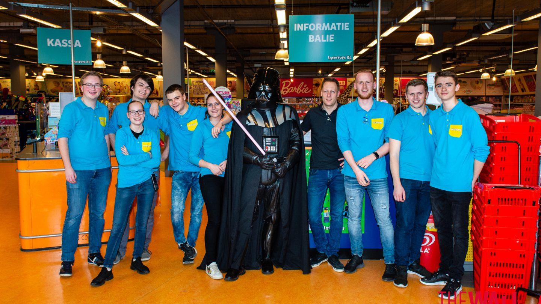 Star Wars The Wall Utrecht