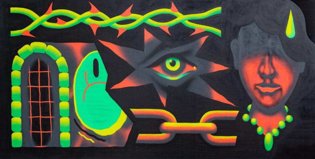 StreetArt Veiling: Kunstenaar: Erase