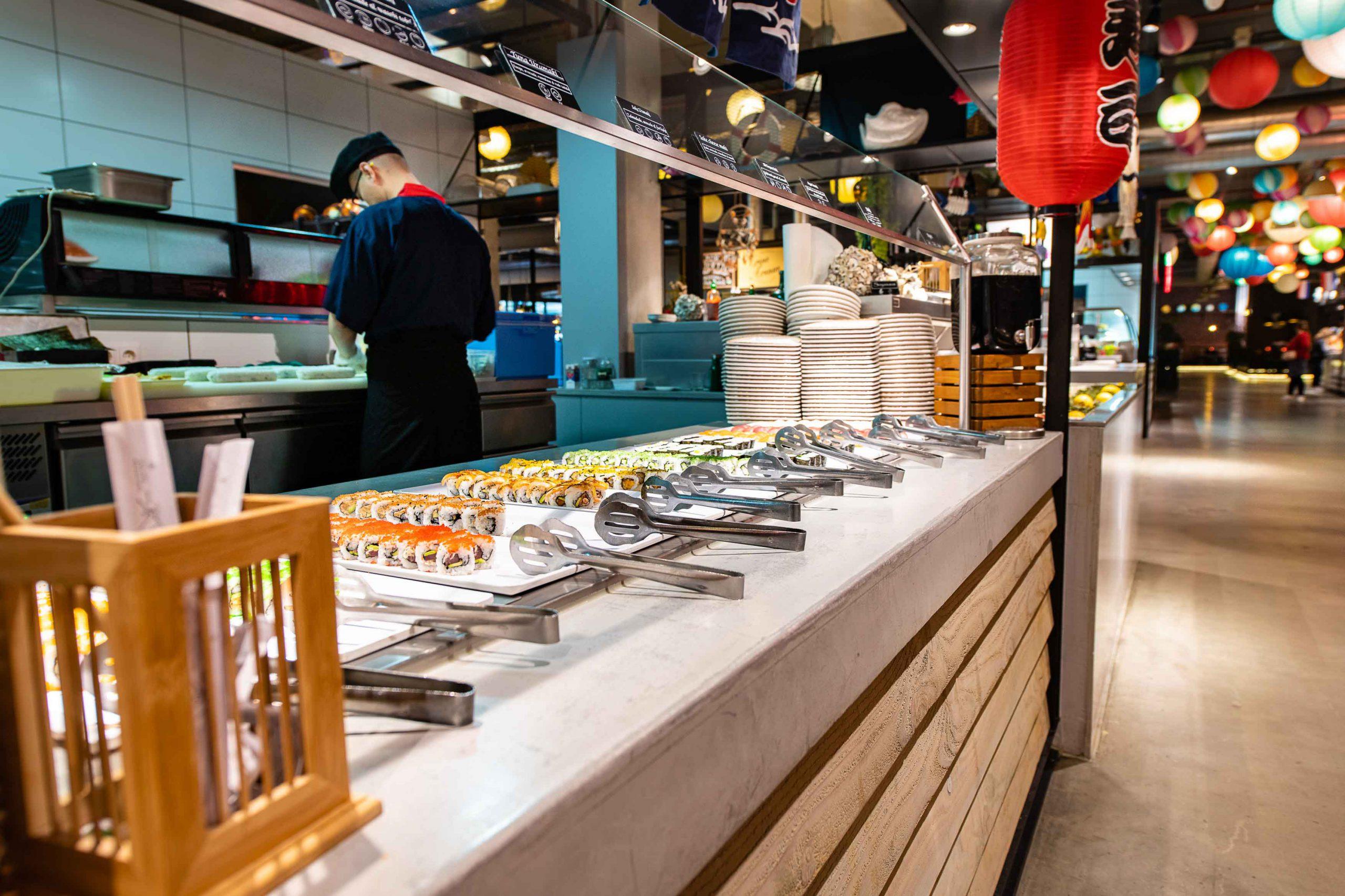 FoodExplore keuken