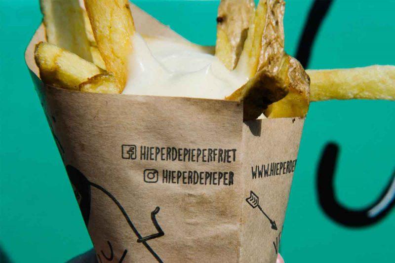 Foodtruck Hieper de Pieper